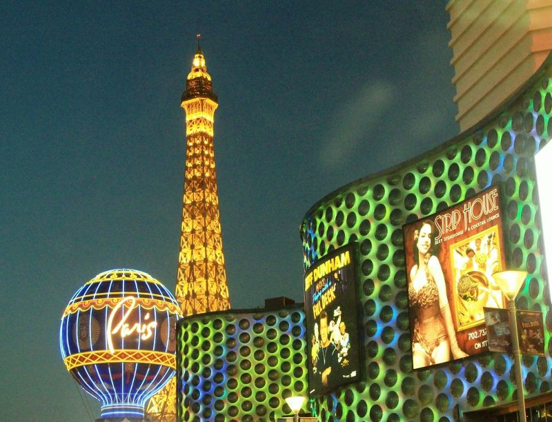 Hotel the PARIS - Las Vegas