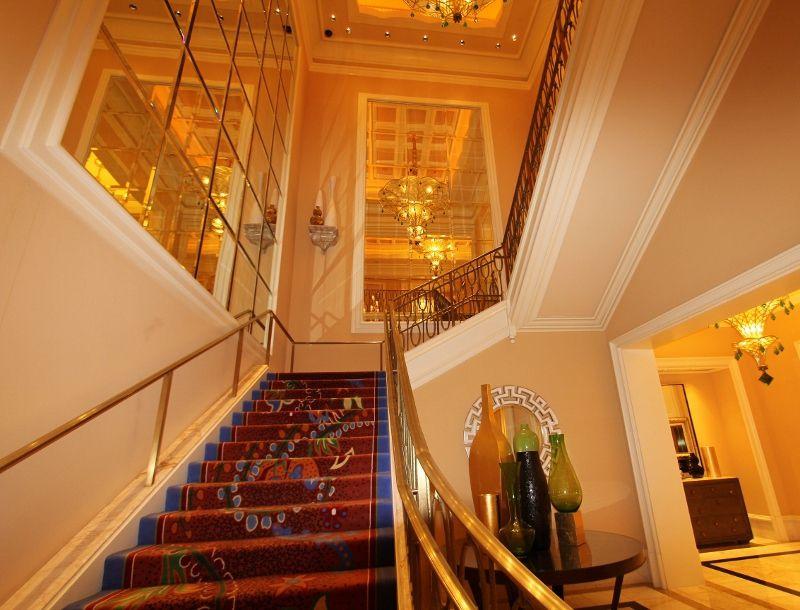 Les patios Hôtel Wynn Encore - Las Vegas