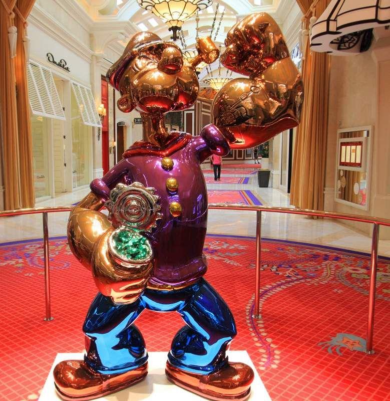 Casino et théatre - Hôtel Wynn Encore - Las Vegas