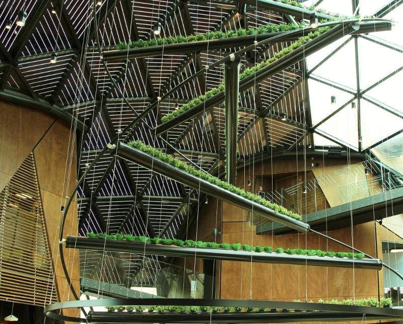 Stands Expo Universelle Milan : Expo universelle milan pavillon belgique les