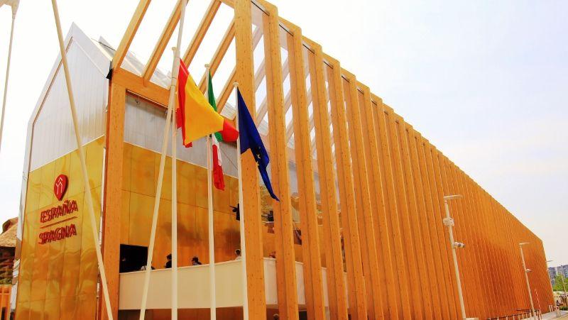 Expo universelle 2015 Milan Pavillons Europe