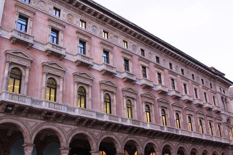 139 Milan galleria Vittorio Emanuele