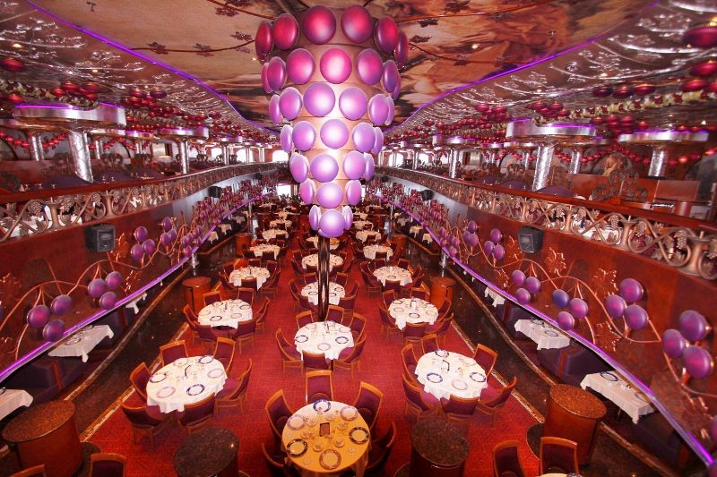 41 Carnival Miracle Restaurants