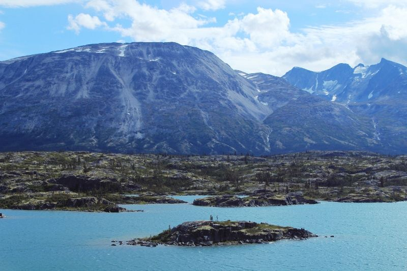 Bove Island - Yukon - Canada