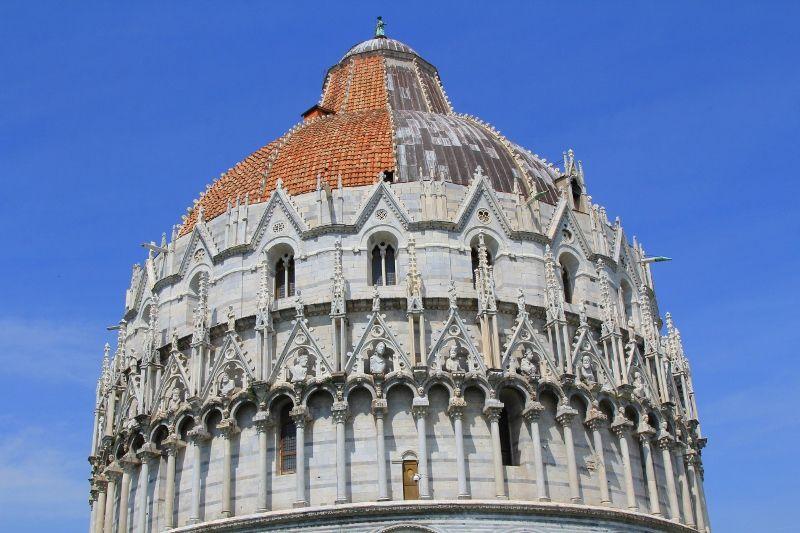 Baptistère - PISE - Italie