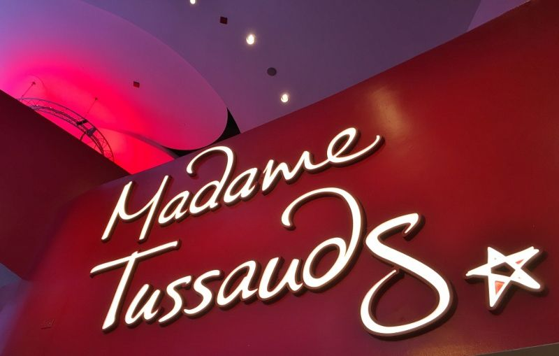 161 Madame Tussauds suite NEW YORK