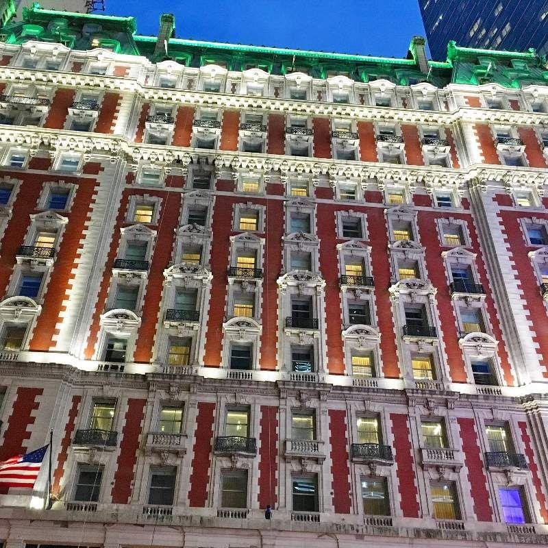 Architecture newyorkaise