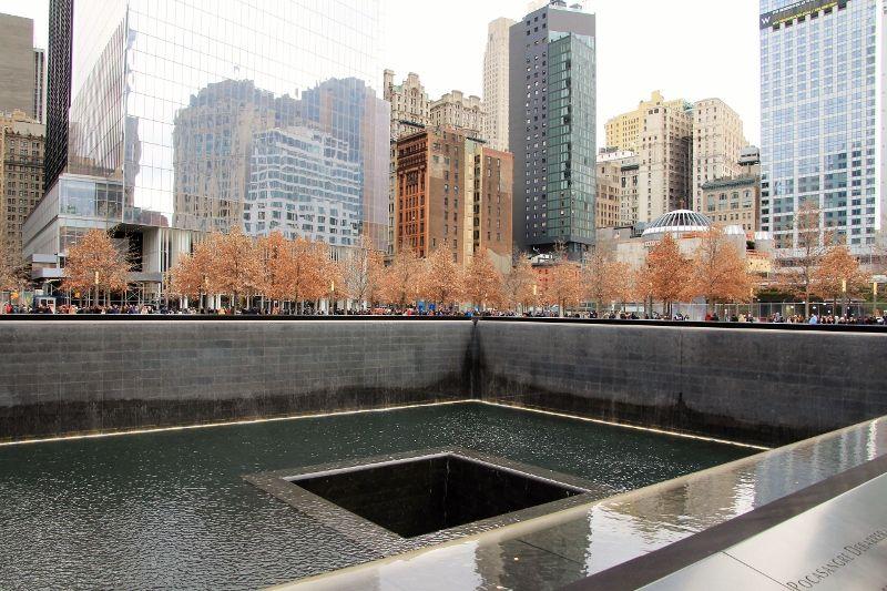 Souvenirs World Trade Center 9/11 memorial