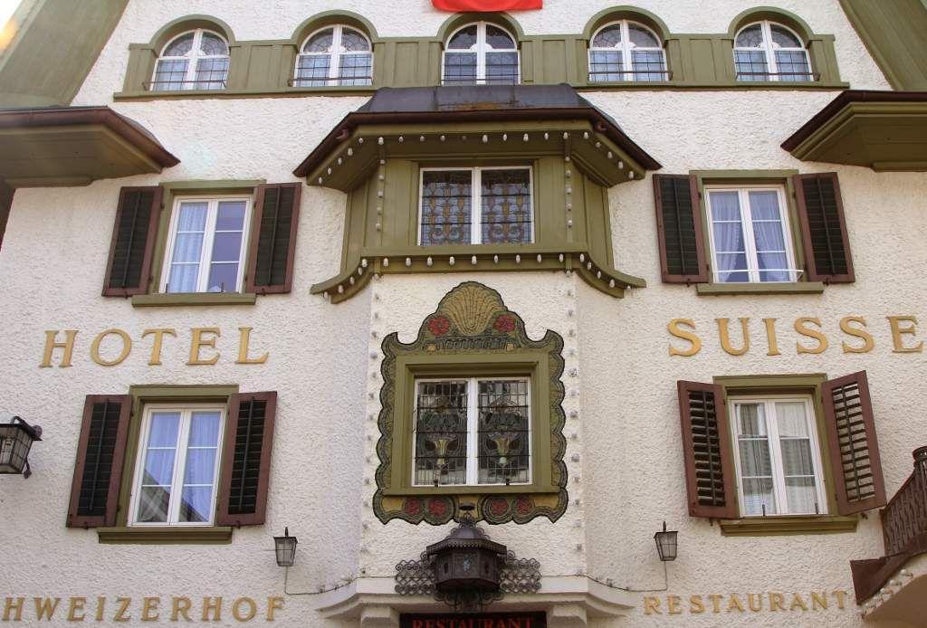 136 Andermatt - Suisse