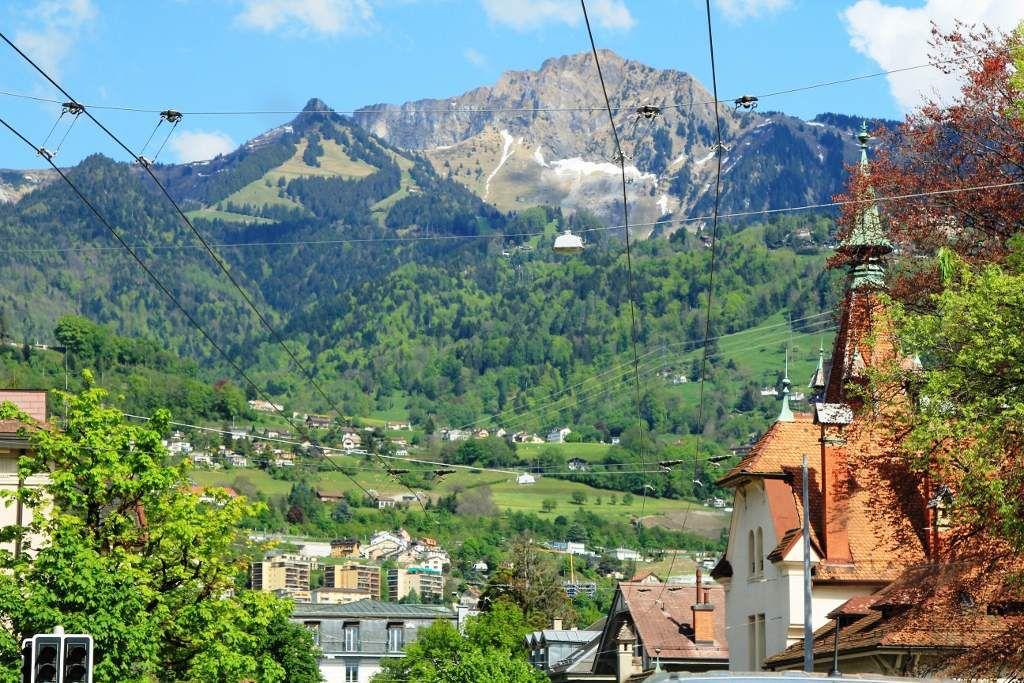 136 Montreux - Suisse