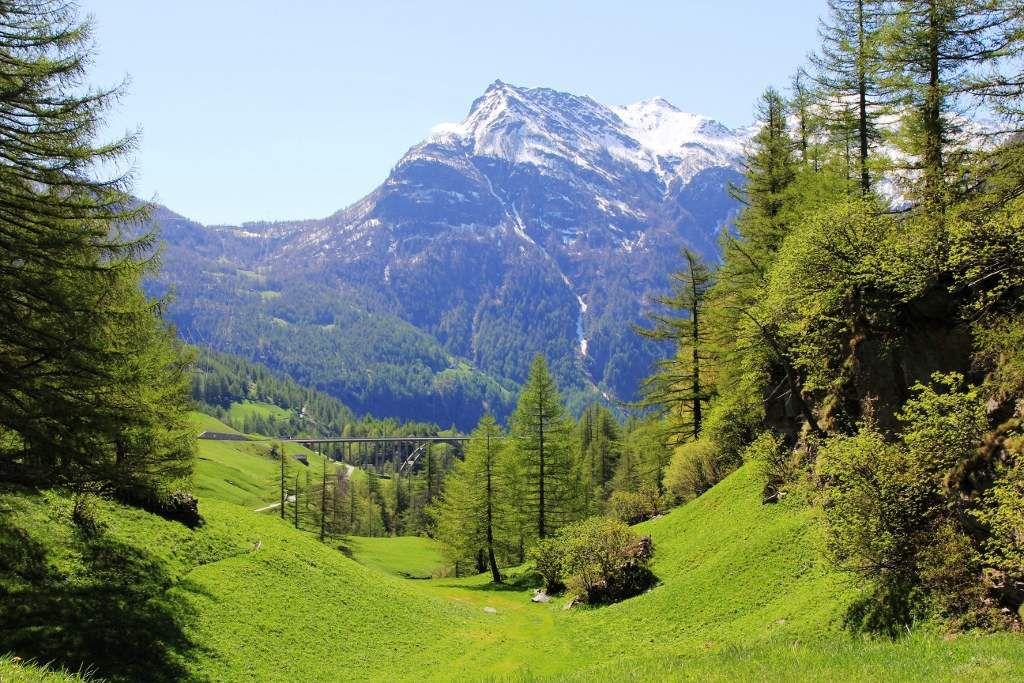 Paysages de la Suisse Romande
