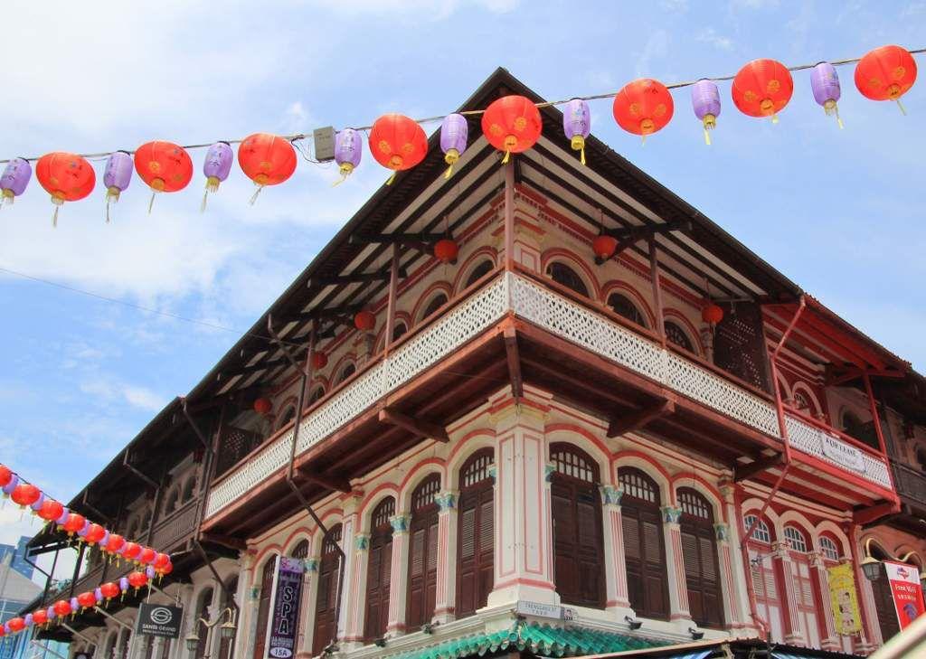 142 Singapour quartier Chinatown