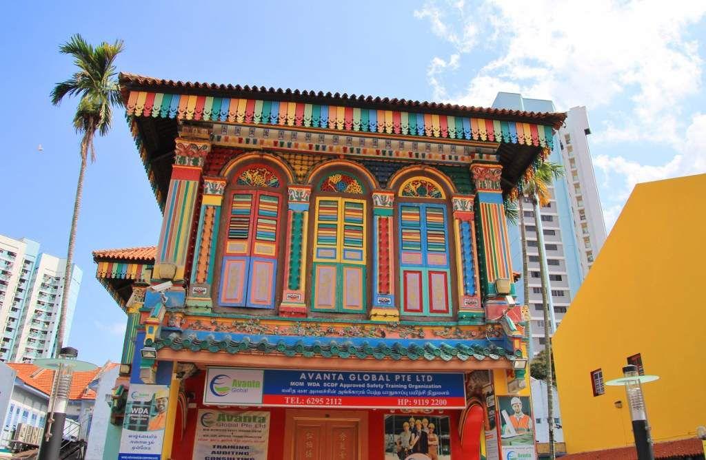 142 quartier indien de Singapour