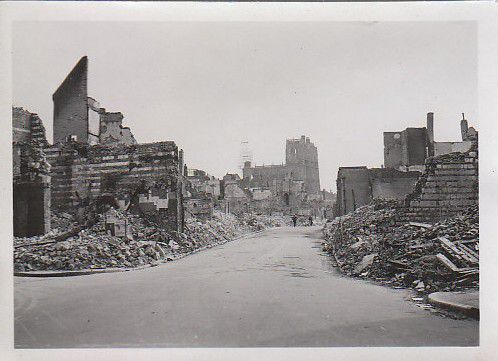 PHOTOS ABBEVILLE 1940