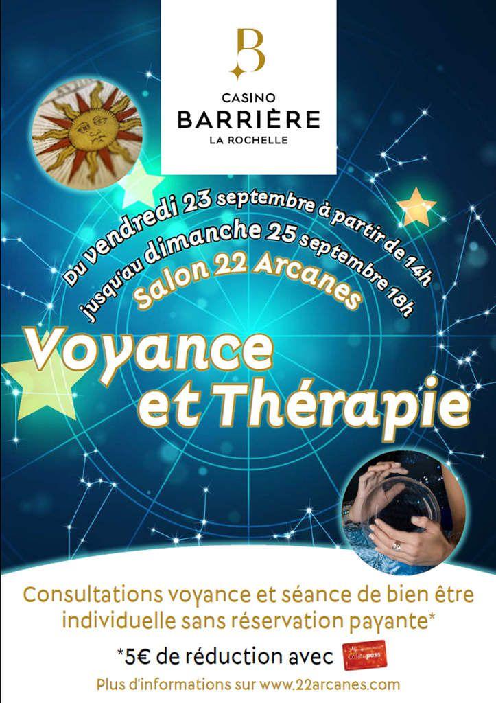 la 1ère édition du Salon de la Voyance et des thérapies