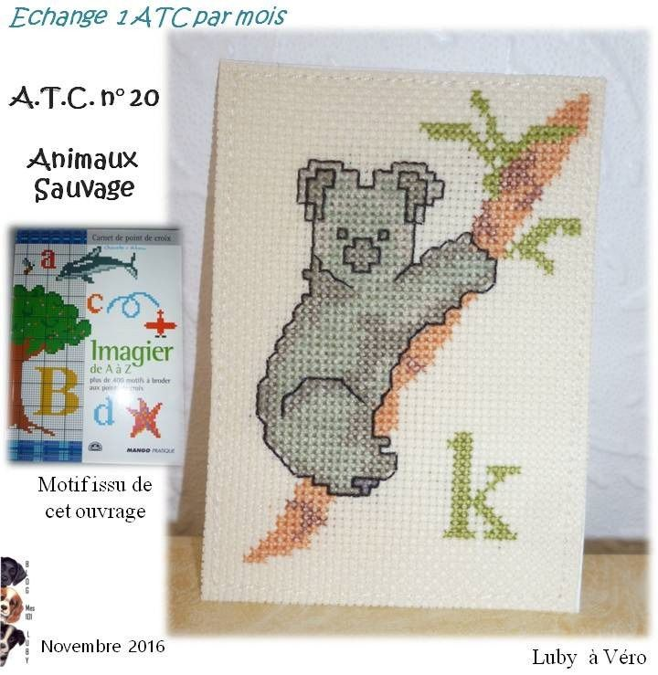 ATC &quot&#x3B;Animaux sauvage&quot&#x3B;
