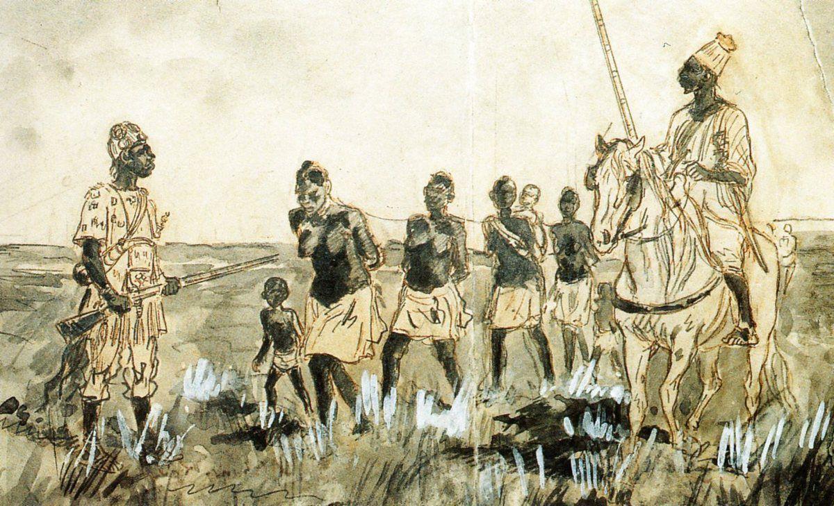 """Résultat de recherche d'images pour """"la traite des esclaves en afrique"""""""