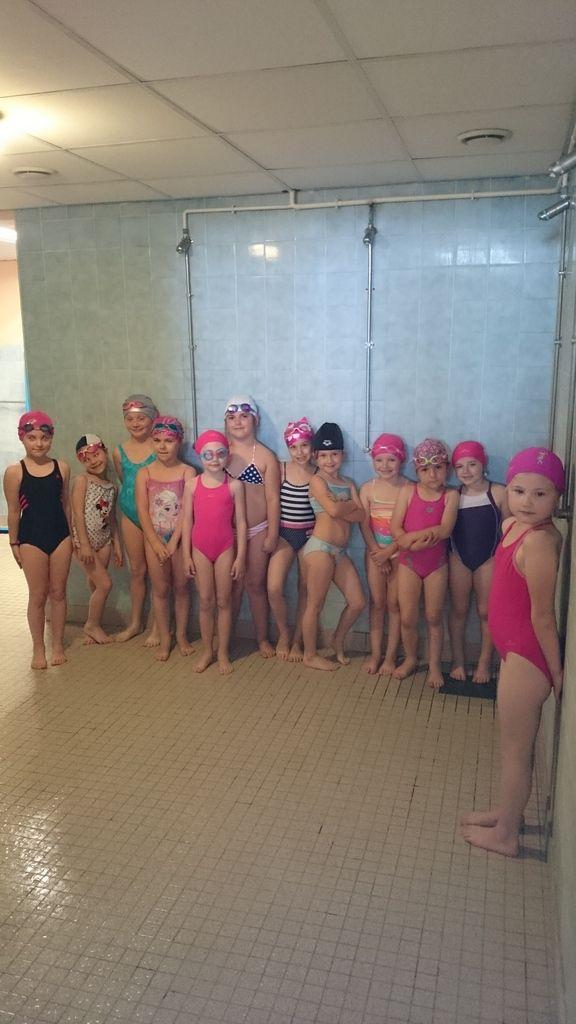 GS CP : à la piscine Desbin