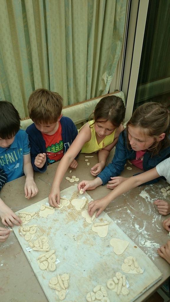 GS CP : voyage de fin d'année à la maison du pain