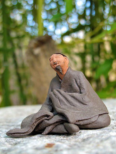 Kokedama 3 : figurines