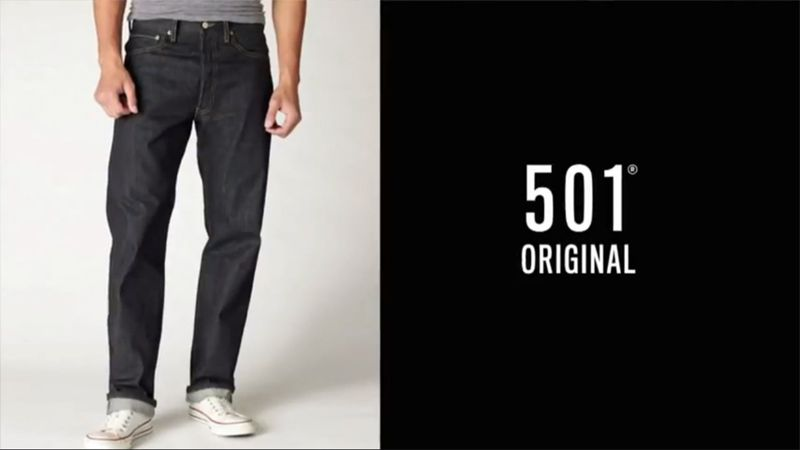 http://www.plussixone.com/all-about-levis-501-jeans-video/