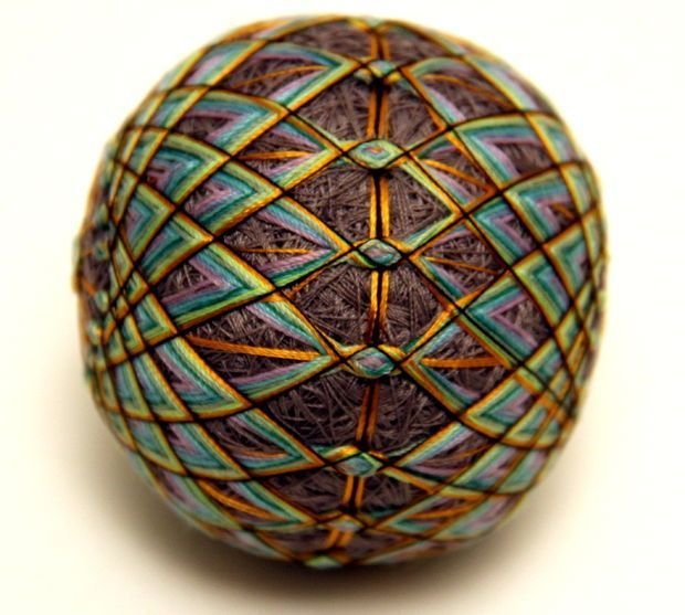 http://www.instructables.com/id/How-to-Make-Temari/?ALLSTEPS