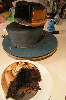 Gâteau steampunk      https://www.flickr.com/photos/ohyum/5153591006/in/photostream/