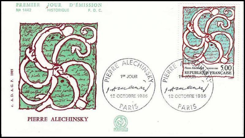 https://www.wikitimbres.fr/timbres/3368/1985-pierre-alechinsky