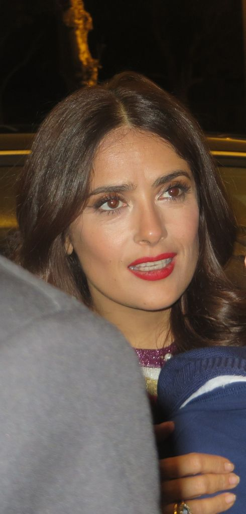 Photo prise : Salma HAYEK