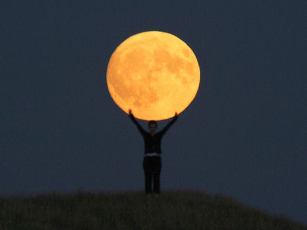 La Luna !