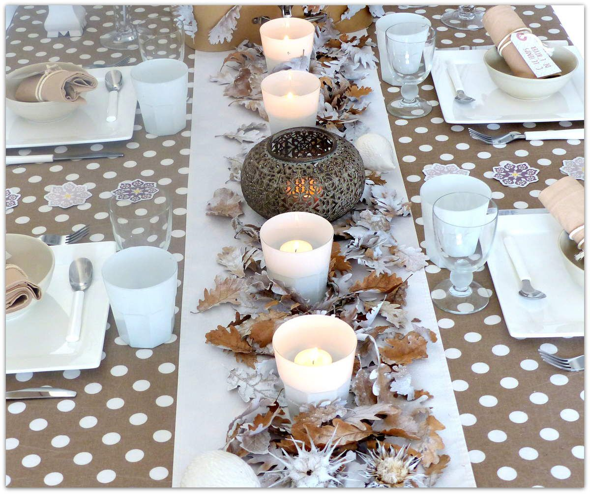 Table d'hiver ...