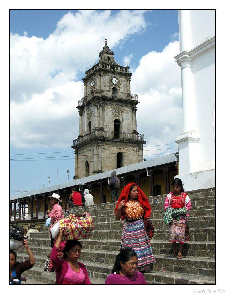 Guatemala : Antigua - Lac Atitlan - Chichicastenango - Santa Cruz del Quiché - Nebaj - Semuc Champey - Flores - Tikal - Rio Dulce - Livingston