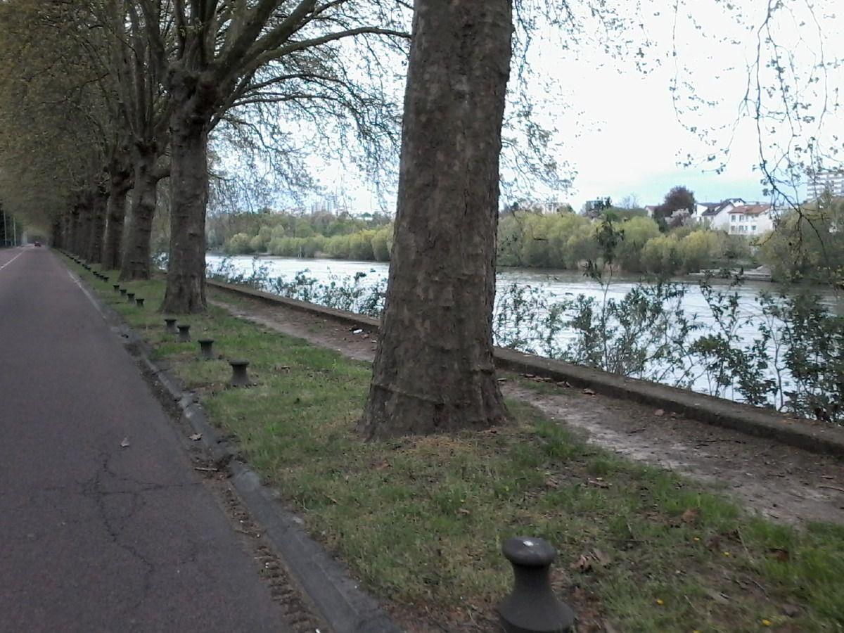 Album - 2016/04/24 Saint-Denis (tandem)
