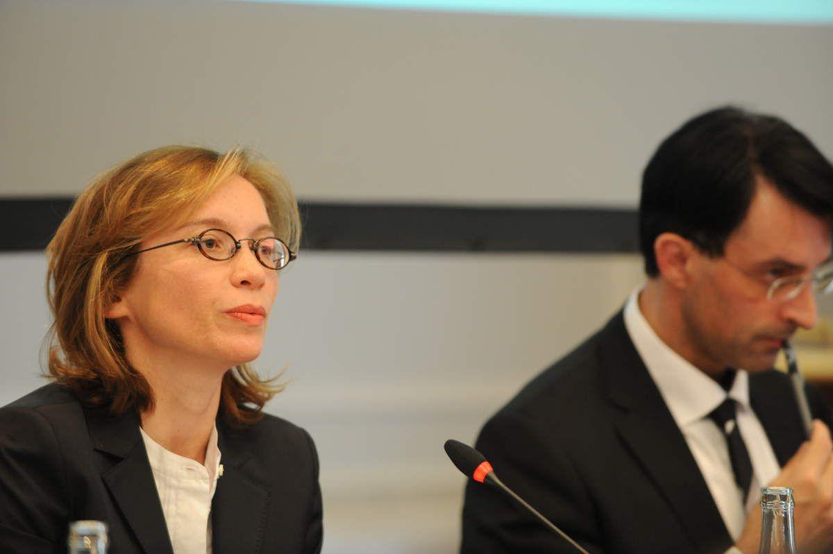 Mathilde Lemoine « L'augmentation de la dette publique : un poison ? »