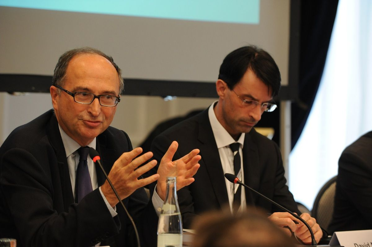 Christian de Boissieu « La Crise des dettes publiques et les déséquilibres globaux »