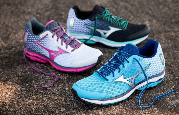 Test : Mizuno Wave Rider 18