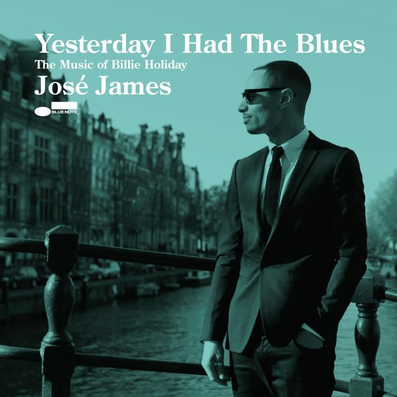 José James : Yesterday I had The Blues (the music of Billie Holiday) #RevueCD