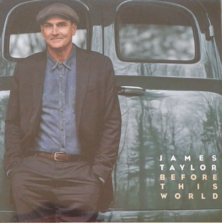 James Taylor : Before This World #RevueCD