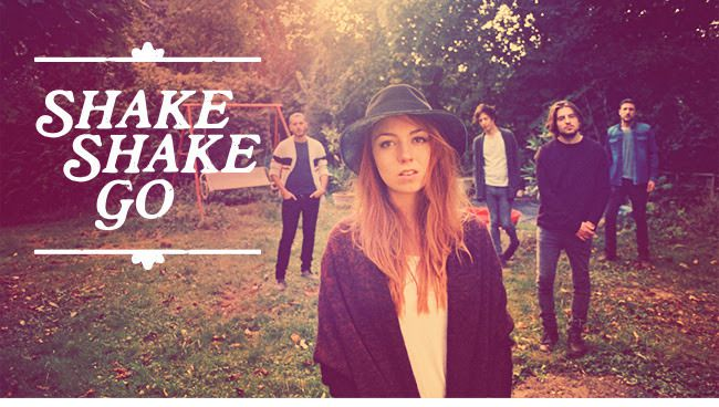 Mon interview de Poppy de Shake Shake Go