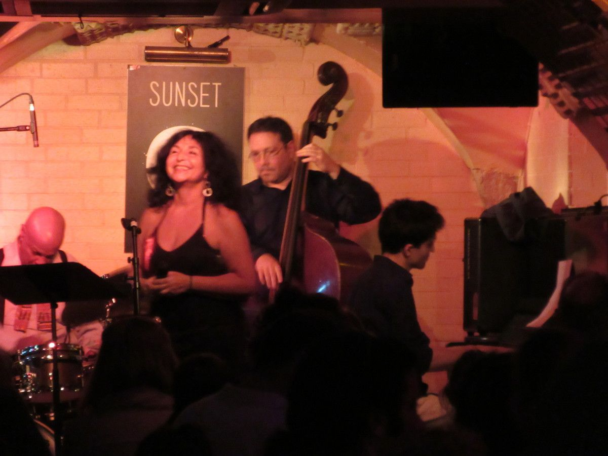 #LiveReport Jazz &amp&#x3B; Goûter fête Ella Fitzgerald &amp&#x3B; Billie Holiday #JazzSurSeine