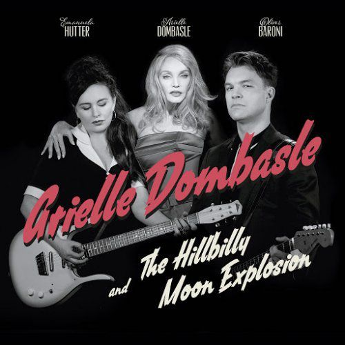 #LiveReport : Arielle Dombasle &amp&#x3B; The Hillbilly Moon Explosion à La Cigale 04/11/15