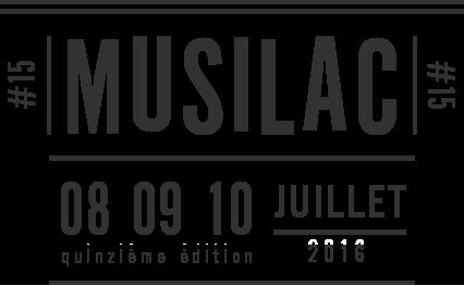 Musilac 2016 : les 1ers noms