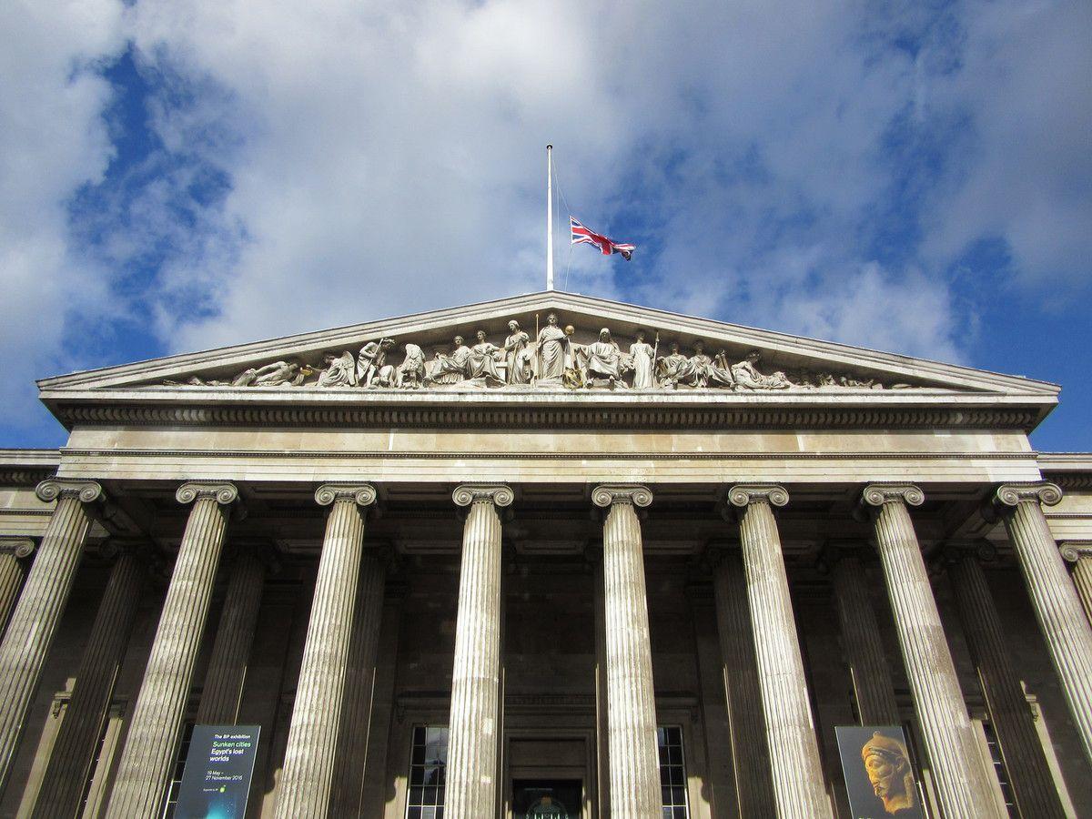 Et passage obligé au British Museum (bondé car très intéressant et gratuit)