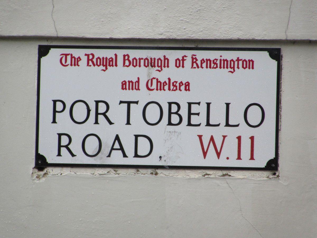 Londres : Compte rendu de voyage Jour 3 - 28/03/16 / Notting Hill, Camden
