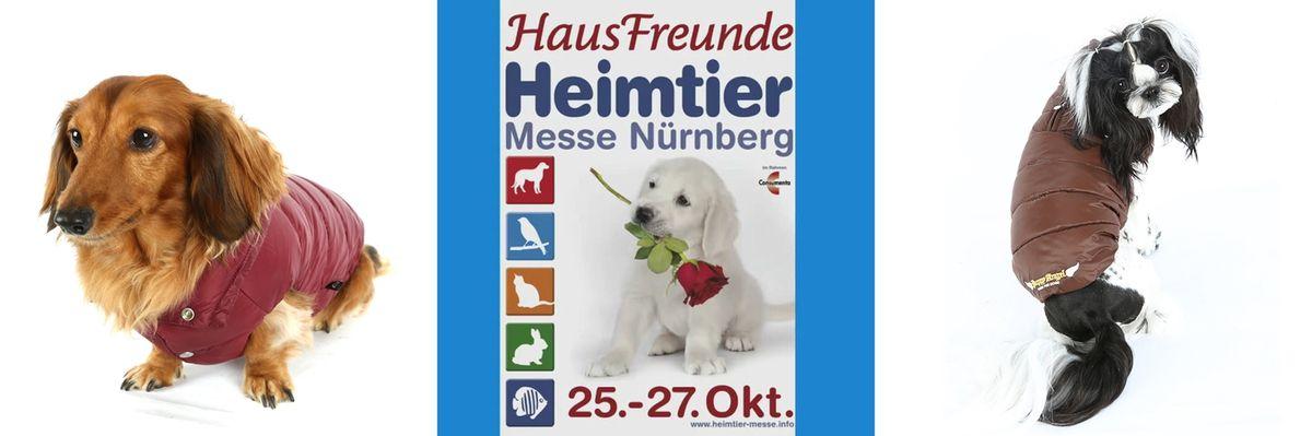 Heimtiermesse Nürnberg, Messe Nürnberg