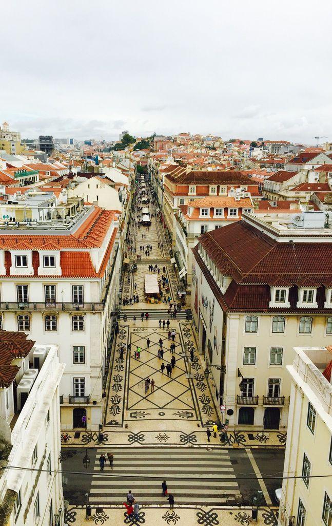 Chronique#14 - Lisbonne, nous voilà (1/2)