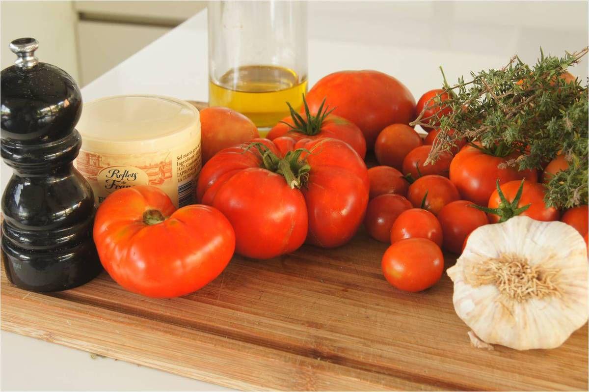 La soupe à la tomate de Karin