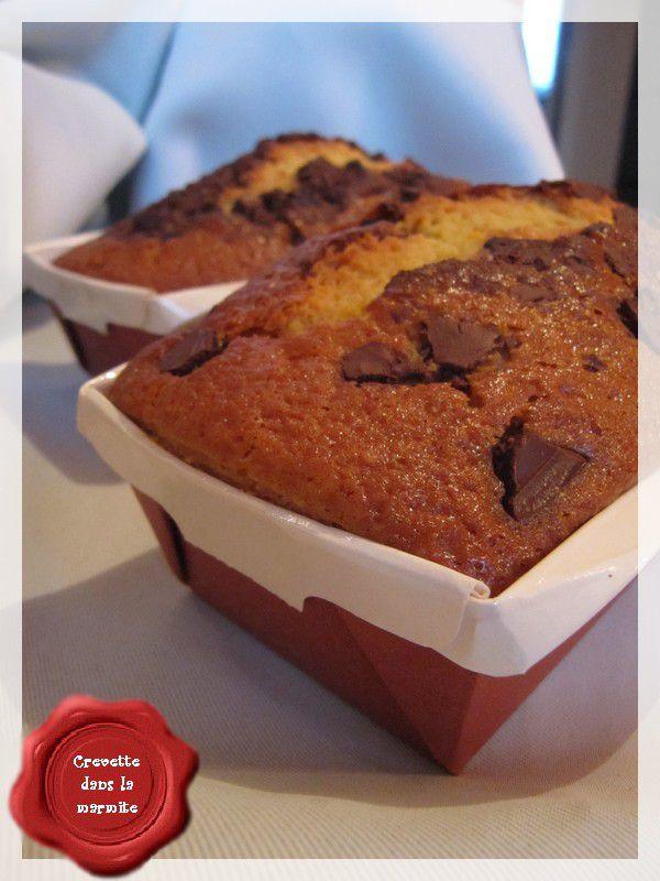 Cake Orange-Chocolat