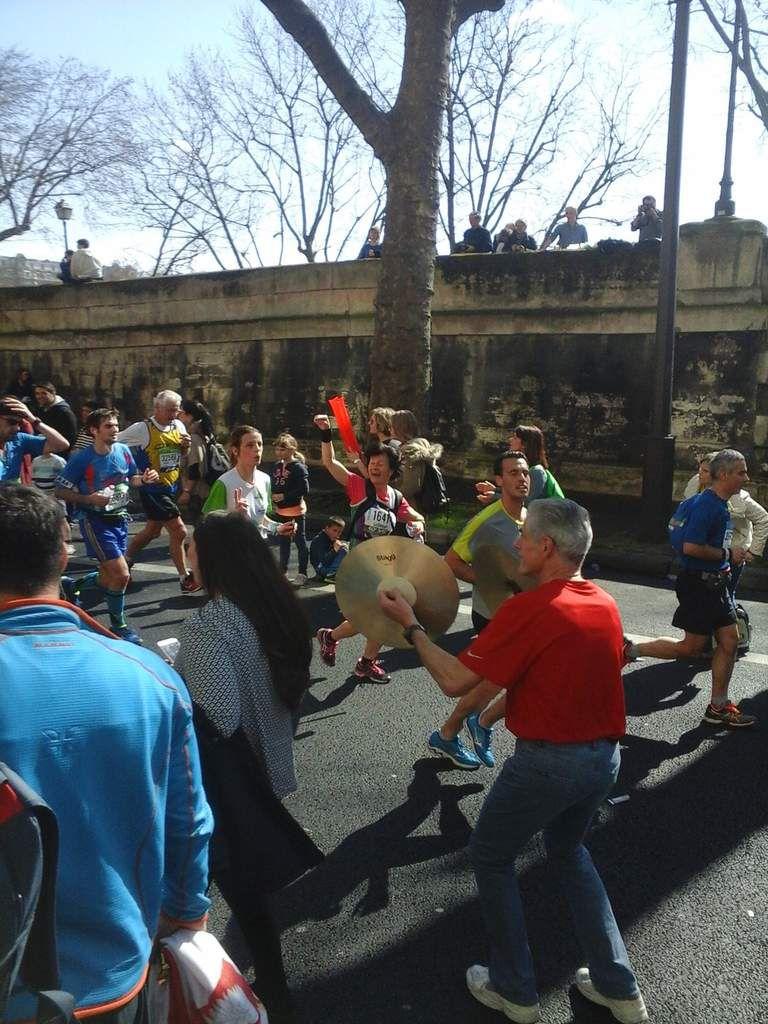 Marathon de Paris, les résultats et les photos