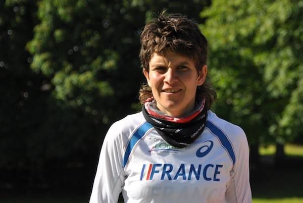 Aurélia Truel, Internationale en Trail